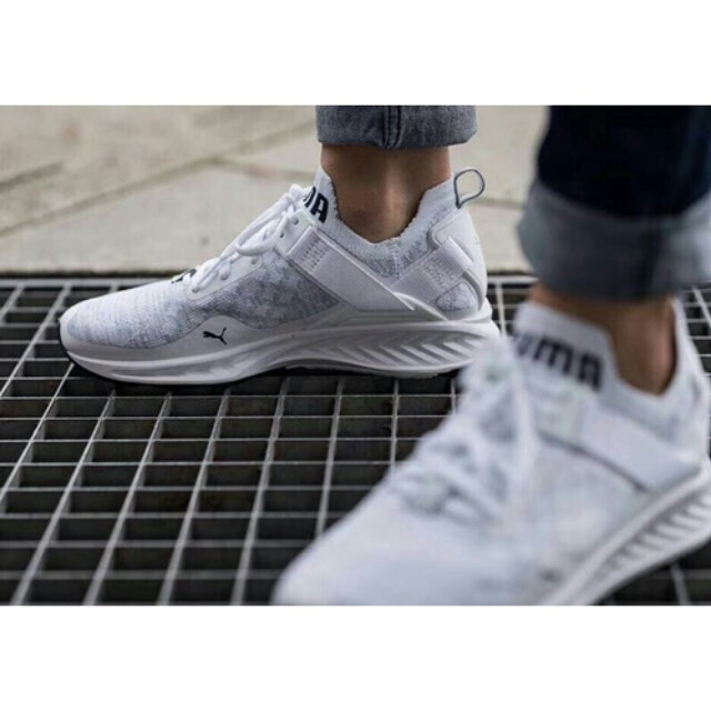 detailed look ad62d 73d0e PUMA IGNITE EVOKNIT LOW CUT