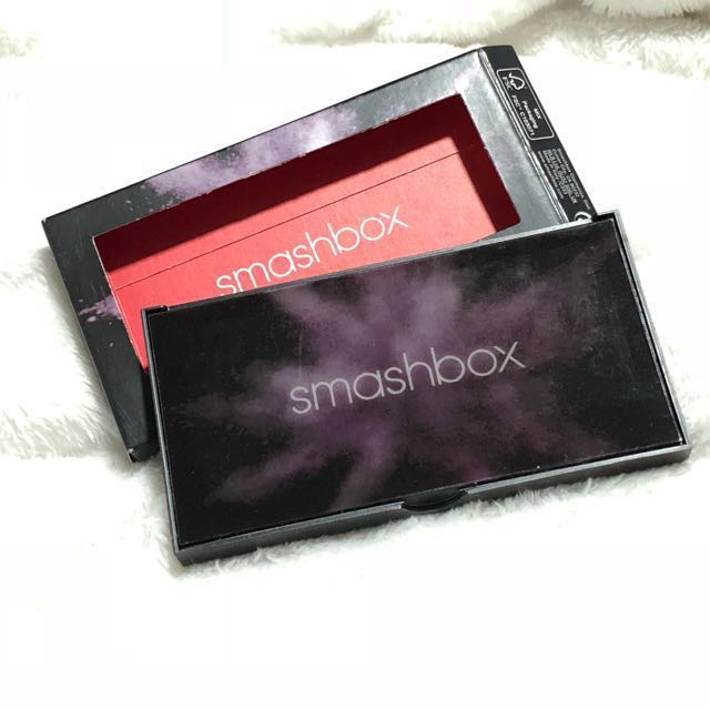 Smashbox Matte Eye Palette Health Beauty Makeup On Carousell