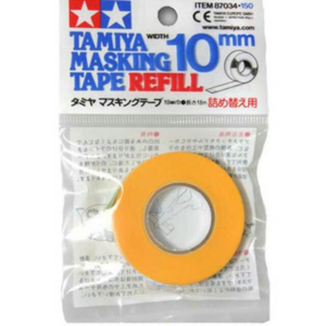 Tamiya 10mm Masking Tape Refill