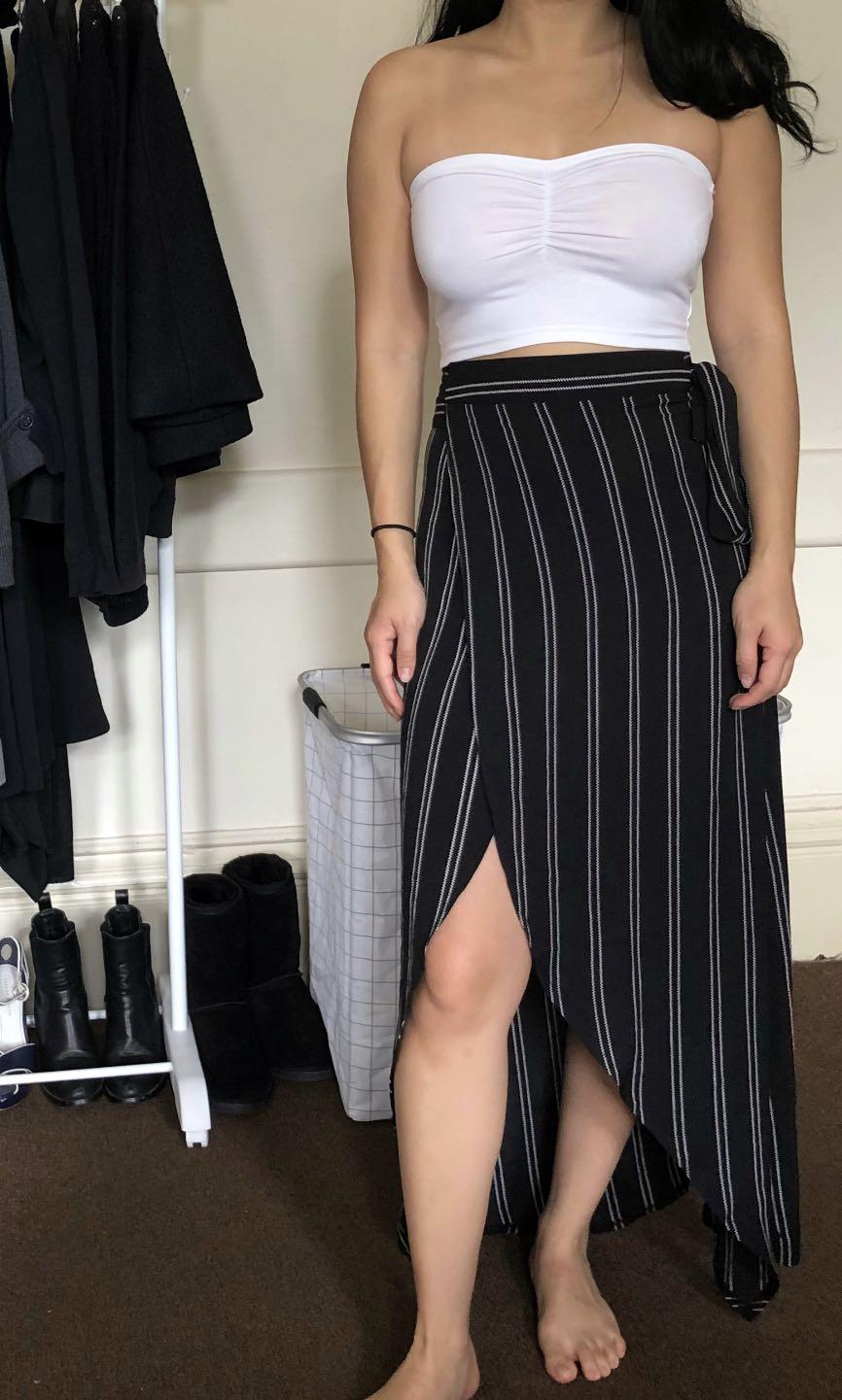 Unbranded wrap skirt