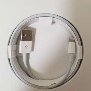 iPhone 叉電線 Apple 正版Lightning Cable