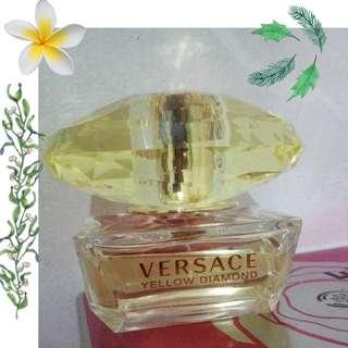 Perfume Versace Yellow Diamond