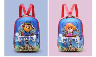 PO Paw Patrol Bag (Light up)