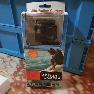 1080P 4K action camera