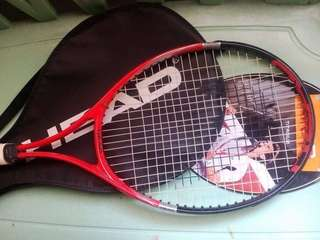 Original Head Long Tennis Racquet