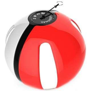 Power Bank Pokemon Pokeball 10000mAh - Red