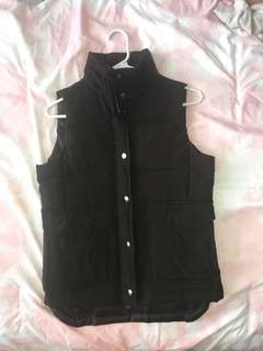 Costa blanca black vest XS