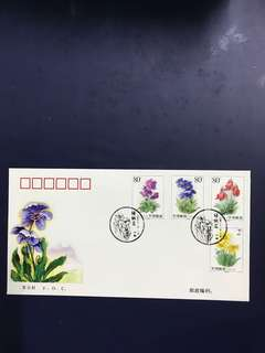 China Stamp-2004-18 FDC