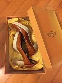 Tod's high heels