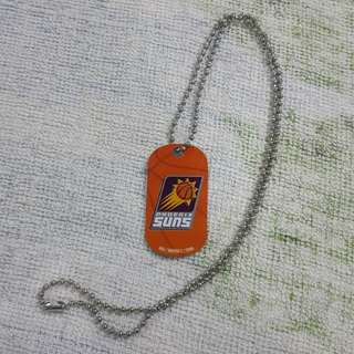 Legit Brand New NBA Dog Tag Phoenix Suns