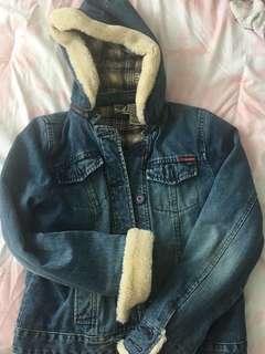 Roxy jean jacket