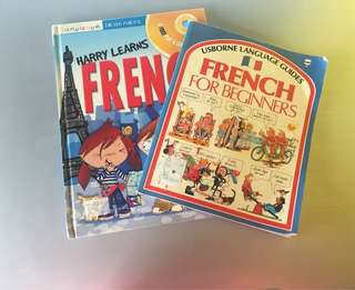 French Books TAKE ALL
