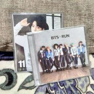 [RARE!] BTS RUN JPN HMV VERSION