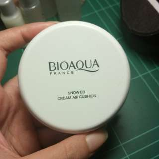 Bioaqua snow bb cream air cushion