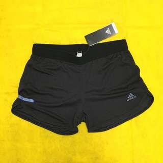 🚚 Adidas全新正品黑色運動短褲