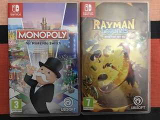 switch game monopoly