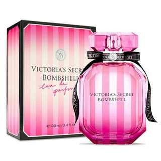 Authentic Victoria Secret's Bombshell Perfume 100 ml