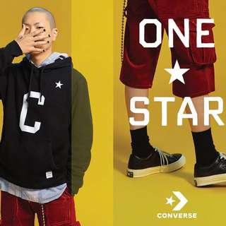 Converse one star 吳赫