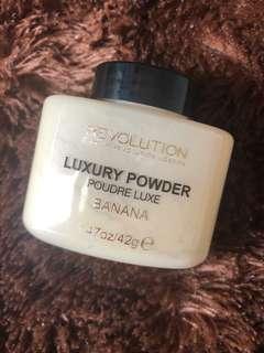 Luxury Banana Powder (Dupe Ben Nye)