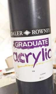 Daler Rowney Graduate Acrylic 500ml