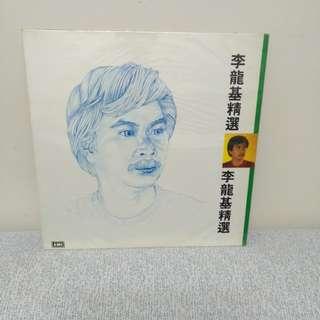 李龍基精選lp黑膠唱片