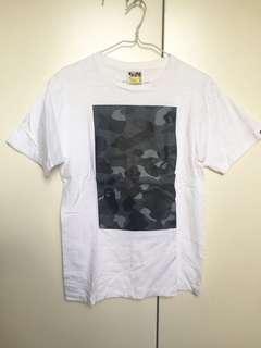 100%Real包郵 不議價 Tee t-shirt 恤 A bathing ape bape