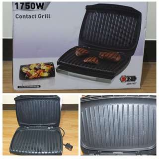 BLACK & DECKER CONTACT ELECTRIC GRILL