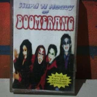 #cassette second BOOMERANG