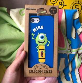 brand new mike disney iphone 7/8 case