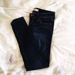 Hollister Low Rise Skinny Jeans