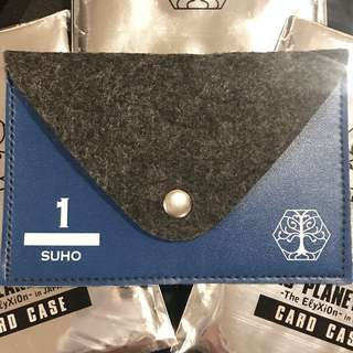 EXO Suho ElyXiOn in Japan Card Wallet