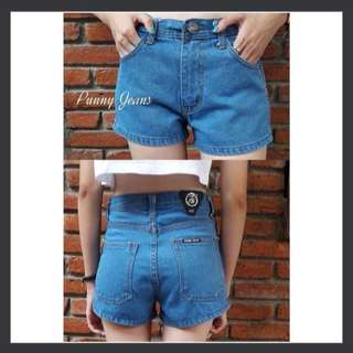 SALE! Highwaist denim shorts