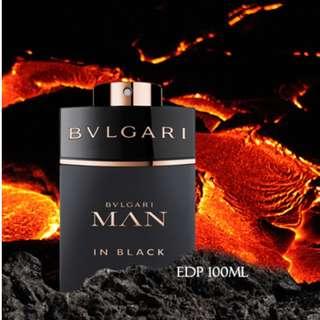 [BNSALE] Bvlgari Man In Black EDP for Men 100ml
