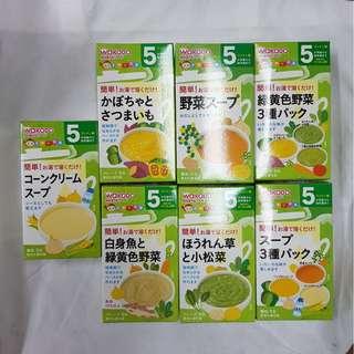 Wakodo Baby Instant Porridge ( Japan )
