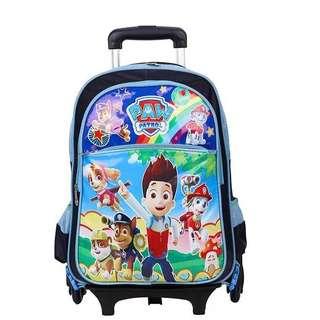 PO Paw Patrol Trolley Bag