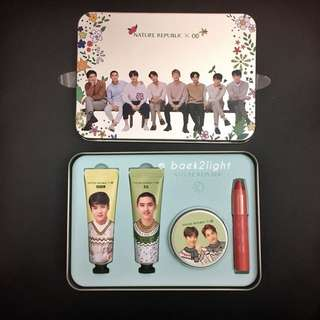 EXO Nature Republic Deep Moisture Special Collection Set