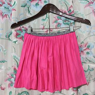 Old Navy flowy Pink Skirt