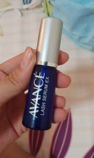 Avance lash serum ex eyelash serum
