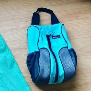 Hanuman Shoe Bag