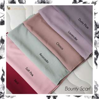 Pashmina bubble New