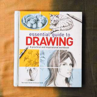 The Essential Guide to Drawing by Barrington Barber (Springbound)