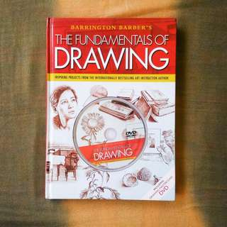 The Fundamentals of Drawing by Barrington Barber (Hardcover)