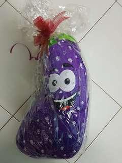 soft toys purple