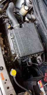 Gearbox myvi 1.3 manual rm500