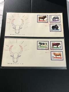 China Stamp - T63 首日封 FDC 中国邮票 1981