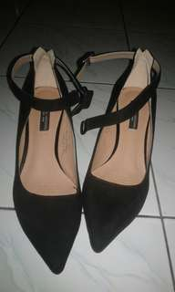 Sepatu pancus GD Fendu Ori