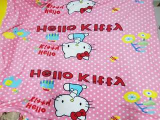 kitty blanket adult/child