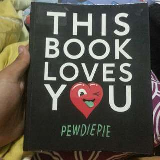 Pewdipies book