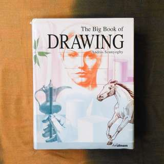 The Big Book of Drawing by Andras Szunyoghy (Hardcover)