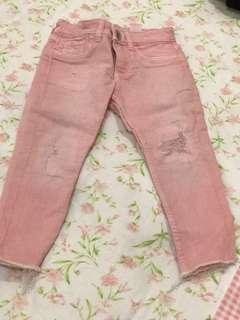 Toddlers H&M Pink Skinny Fit Jean